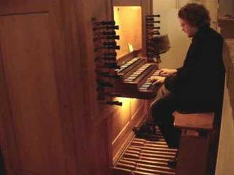 Fugue in a-minor (BWV 543)