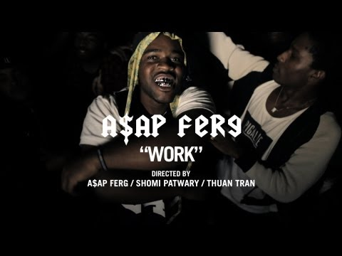 Thumbnail image for 'A$AP FERG - WORK (Official Music Video)'