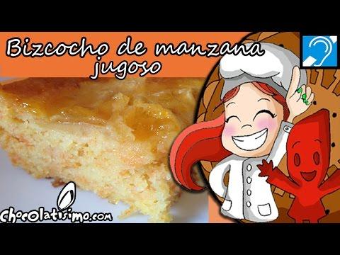 Bizcocho de manzana y zanahoria (receta alemana) - Vídeo receta