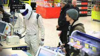 THE STIG IN SUPERMARKET SHOCKER - THE BOOK HE DOESN''T WANT YOU TO READ