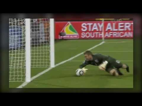 Robert Green's save as it should have been.