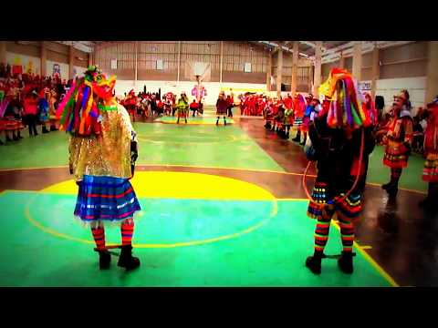 Danza de Cuchillos-Tlaxcala, México