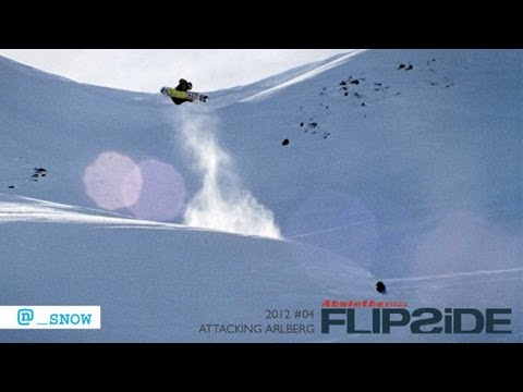 Danny Kass, Gigi Ruf &amp; Eric Jackson Attack Arlberg: Absinthe Flipside #4