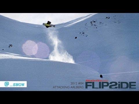 Danny Kass, Gigi Ruf & Eric Jackson Attack Arlberg: Absinthe Flipside #4