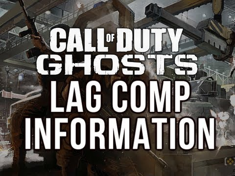 Call of Duty: Ghosts - Lag Comp Information (BO2 Gameplay Commentary)