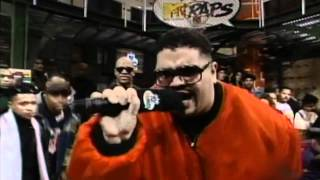 Throwback: Heavy D Performance on Yo! MTV Raps