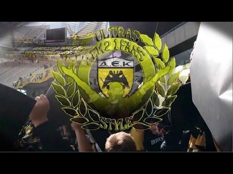 AEK21FANS - Best Moments of 2013-2014