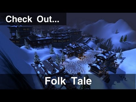 Check Out - Folk Tale (Early Alpha)