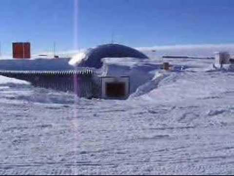 A quick tour of the South Pole