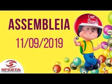 Sperta Consórcio - Assembleia - 11/09/2019