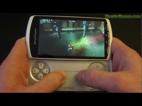 Expendable Rearmed on Xperia PLAY