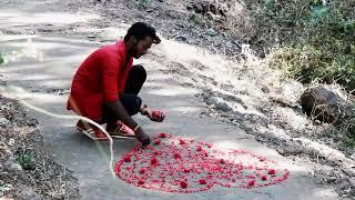 Mera dil bhi kitna pagal hai || valentine day special || romantic love video || MruRaVProduction - YOUTUBE