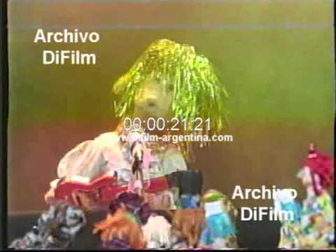 DiFilm - Cablin TV Marimonia - Jem and the holograms (1994)