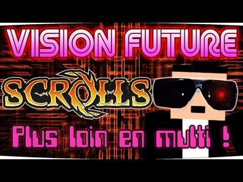 VISION FUTURE : Scrolls, plus loin en Multi ! [Gameplay Beta]