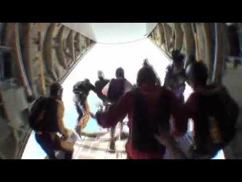 The official Skydive Dubai video