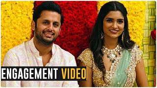 Nithin Engagement - Nithin gets engaged to Shalini | TFPC - TFPC