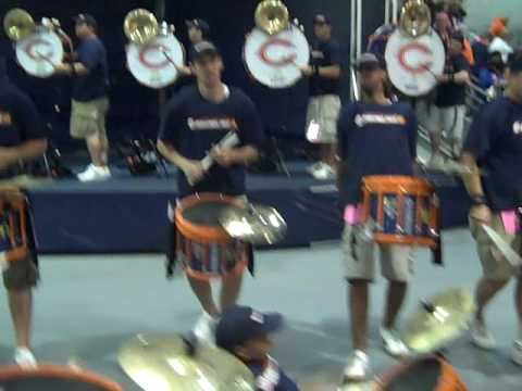 Chicago Bears Drumline 2009 Latin Lover 8/22/09-2