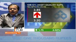 In Business- Expect NPAs To Peak Out In Q2: IOB - BLOOMBERGUTV
