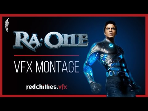 Ra.One - Visual Effects - Montage
