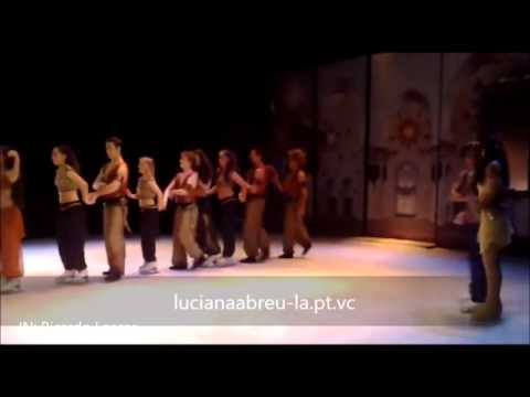 Luciana Abreu - Excerto do musical
