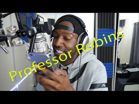 DeStorm - Professor Robins - Freestyle