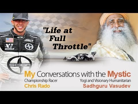 My conversations with the Mystic: Chris rado and Sadhguru - Part 1