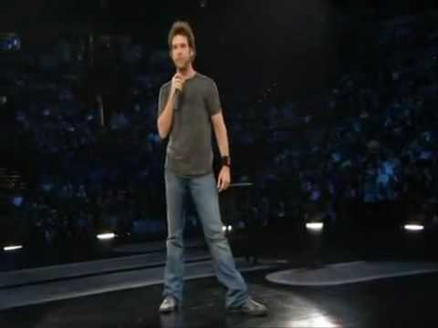 Dane Cook - Why Women Win Fights