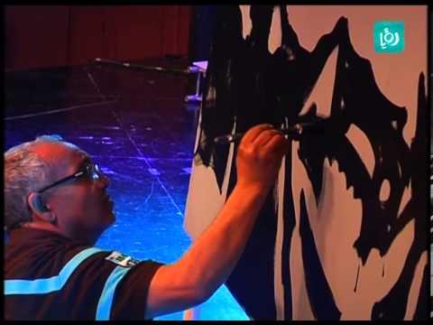 Stable Talents - نور الدين بن وقاس - الرسم