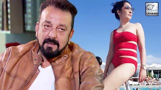 Sanjay Dutt ANGRY With Maanayata's Bold Pictures? | LehrenTV