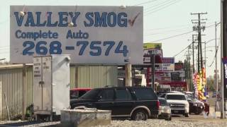 Chronically Dirty Air Means Chronic Illness in Picturesque California Valley - VOAVIDEO