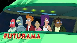 FUTURAMA | Season 8, Episode 8: Killer Space-Whale | SYFY - SYFY