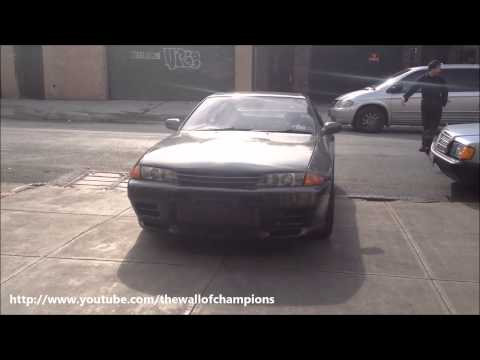 Nissan GT-R R32 in New York