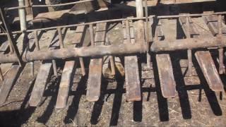 ремонт погрузчика навоза