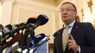 Russian Ambassador to the UK Alexander Yakovenko holds news conference - RUSSIATODAY