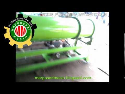 MESIN PEMGERING ROTARY DRYER