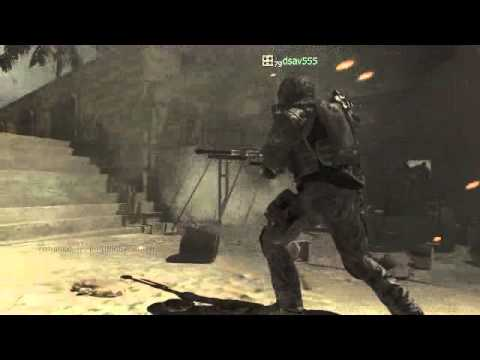 MW3 - Jumping to Avoid Two Predator Missiles - dsav555
