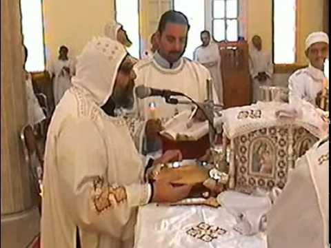 Holy Liturgy of Sunday 14-11-2010 St. Tony Church Part V