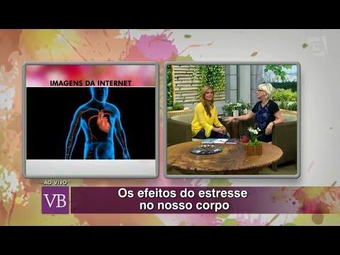 Você Bonita - Efeitos do Estresse  (05/11/14)