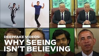 Deepfake Videos Are Ruining Lives. Is Democracy Next? | Moving Upstream - WSJDIGITALNETWORK