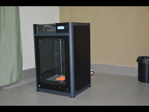 Projeto Fab Labs - Impressão 3d