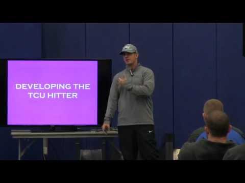 Pitch-a-Palooza14 - Bill Moseillo Developing TCU HItter