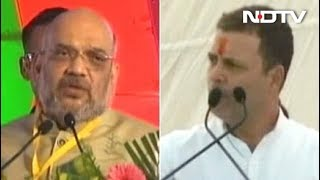 मध्य प्रदेश :  चुनावी रैलियों में कांग्रेस बनाम बीजेपी - NDTVINDIA