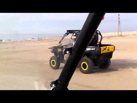 Can am commander 1000 vs rzr xp 900