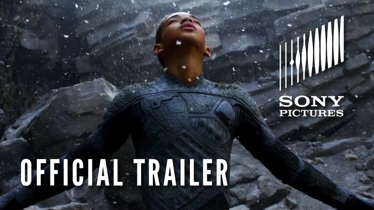 After Earth - New Official Trailer