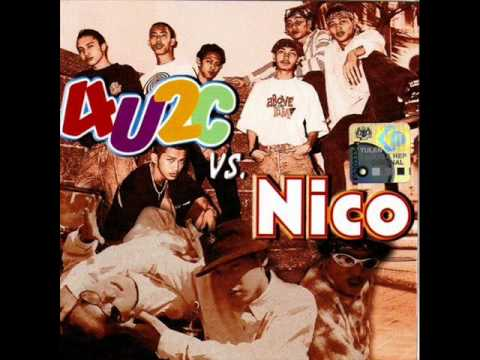 Nico - Rindu HQ Audio