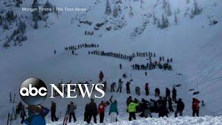 Skier dies in avalanche near Aspen - ABCNEWS