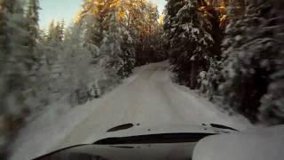 Vid�o DS3 WRC Testing Sweden December 2010 par DriftersWanted (6451 vues)