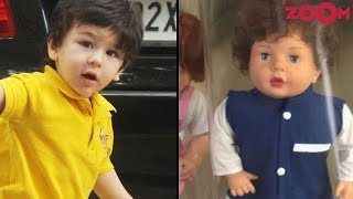 Toy makers have come up with Taimur Ali Khan's inspired toys! | Bollywood News - ZOOMDEKHO