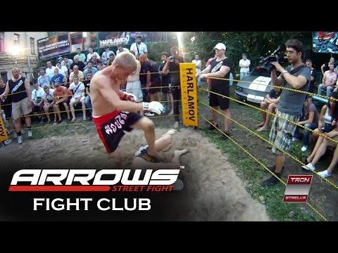 Arrows street fight 1/2  Perfilof Alexey vs  Tomaev Anzor