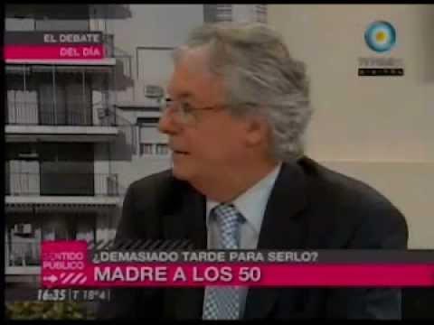 Mamá a los 50 - Testimonio de Beatriz y el Dr. R. Sergio Pasqualini